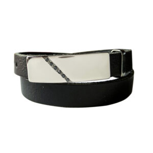 leather, silver, diamonds, mens